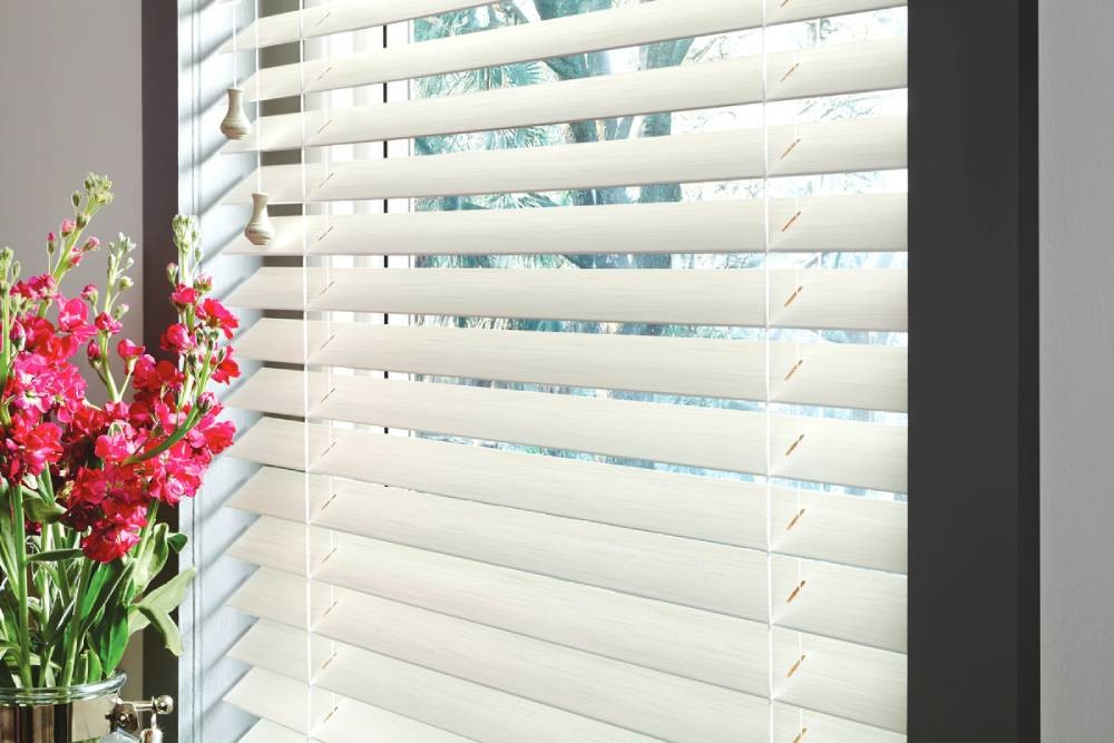 Commercial Blinds and Commercial Shades near Fort Mill, South Carolina (SC) including Parkland® Wood Blinds