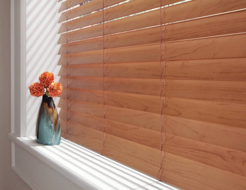 Commercial Blinds and Commercial Shades near Fort Mill, South Carolina (SC) including EverWood® Alternative Wood Blinds
